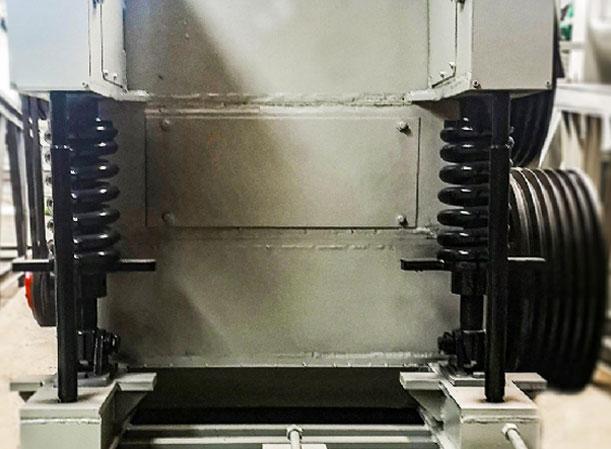 核心二:级配调节整形制砂机