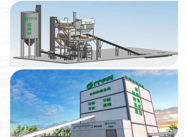 核心六:集成式制砂控制技术
